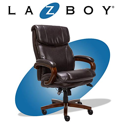 La-Z-Boy Trafford Big and Tall Executive Office Chair with AIR...