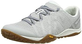 Merrell Women s Trail Glove 4 E-MESH Sneaker Vapor 5 M US
