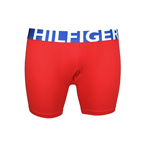 Tommy Hilfiger Boxershorts, lang, Rot Gr. S, rot