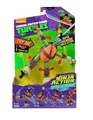 SELECCION DRIM Tortugas Ninja Figura con Acción de Michelangelo