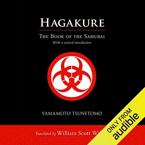 Hagakure audiobook cover art