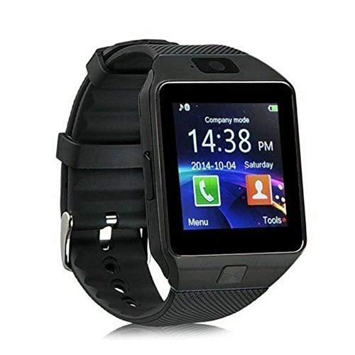 Snow Island Pantalla Táctil Reloj Inteligente dz09 Con Cámara Soporte Bluetooth Reloj SIM Tarjeta Smartwatch Para Ios/Para Android Mate GSM SIM Teléfonos
