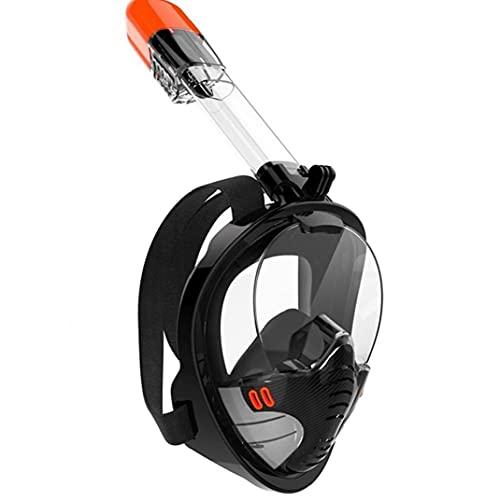 Onsinic La Llena Máscara De La Máscara De Snorkel para Adultos Bucear con Desmontable del Montaje De Cámara De Entrenamiento De Natación Buceo