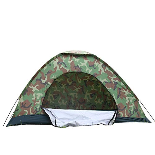 CBLD Tent Compact Tent also Ideal for Camping in the Garden Light Trekking and Camping Tent with Awning Waterproof Water-Resistant Ventilated and Durable