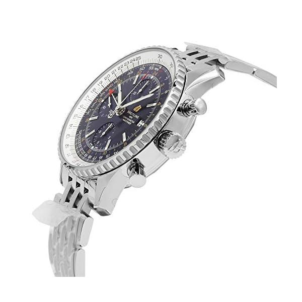 Breitling Watches Breitling Navitimer 1 Blue Dial Men's Watch A24322121C2A1