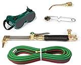 Genuine Victor Torch Kit Cutting Set, CA411-3, WH411C, 0-3-101 Tip, 20' Hose
