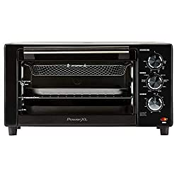 PowerXL 8 in 1 Rotisserie Air Fryer Toaster Oven