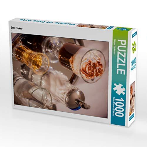 CALVENDO Puzzle Der Fiaker 1000 Teile Lege-Größe 48 x 64 cm Foto-Puzzle Bild von Gregor Hartmann