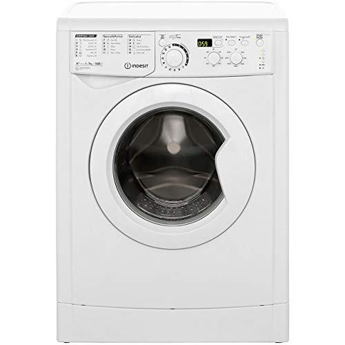 Indesit My Time EWD71452W 7Kg Washing Machine with 1400 rpm...