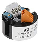 RS PRO Temperatur-Messumformer Ø 42 mm 12 → 36 V dc, für Pt100
