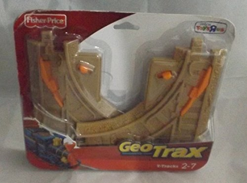 Fisher-Price Geotrax Y Tracks Pack