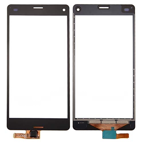 SHILG -Touch Panel for Sony Xperia Z3 Compact / Z3 Mini(Black) DIY (Color : Black)