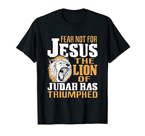 Jesus Christ Kirche Christentum Religion Gläubig Kreuz Gott T-Shirt