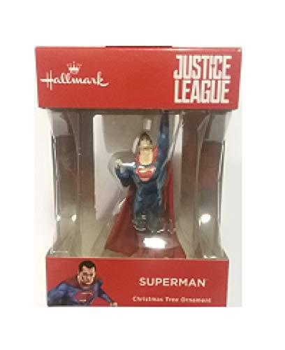 Ornament Hallmark Justice League Superman Christmas Tree