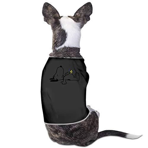 Smile Shop Snoopy Is Dead by Bradsnoopy97-dazzi3z - Ropa para Mascotas, Divertido Disfraz para Perro