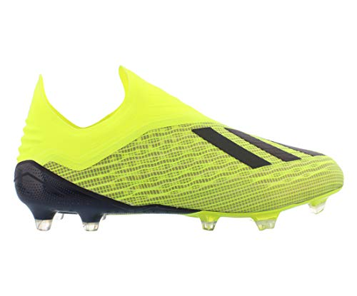 adidasDB2214 - atlético Hombre , Amarillo (Solar Yellow, White, Black), 12 M US