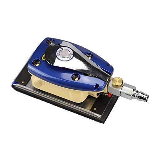 WY-YAN Practica portátiles neumáticas agua de rectificado papel de lija de la máquina, absorción neumática Molino de agua con agua función de la mano herramientas industriales