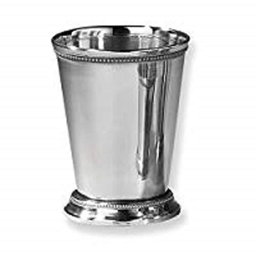 Elegance 90471 Beaded Mint Julep Cup, 4.5