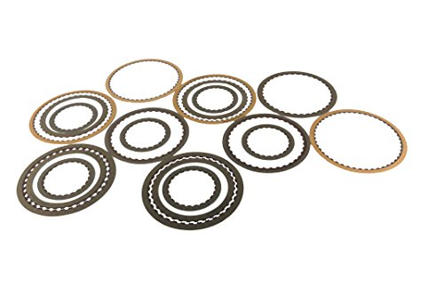 GM Genuine Parts 24264341 Automatic Transmission Clutch Plate Kit with Friction Plates