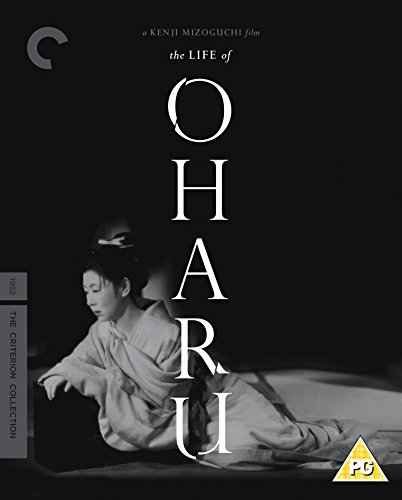THE LIFE OF OHARU [THE CRITERION COLLECTION] [Blu-ray] [2017]