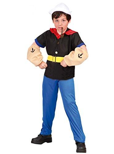 Disfraz de Popeye (7-9 aos)