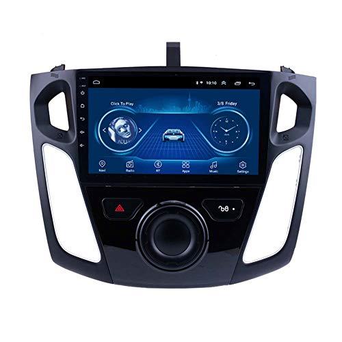 Android 8.1 Car Radio de navegación GPS Para Ford Focus (2012-2017) | 2 DIN | Canbus | 8 pulgada | Pantalla LCD Táctil |1GB/16GB | DVD | DAB+ Soporte | USB | WLAN | Bluetooth
