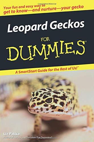 Leopard Geckos for Dummies (For Dummies Series)