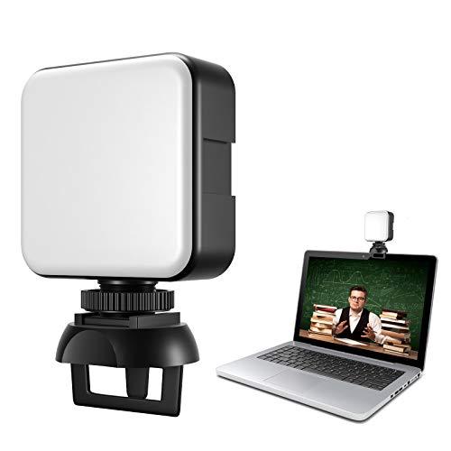 SUPON Video Conference Lighting Kit, Zoom Lighting for Laptop, Camera LED Video Light for Webcam, Computer, Remote Working, Zoom Calls, Live Streaming, Selfie Fill,YouTube, Facetime