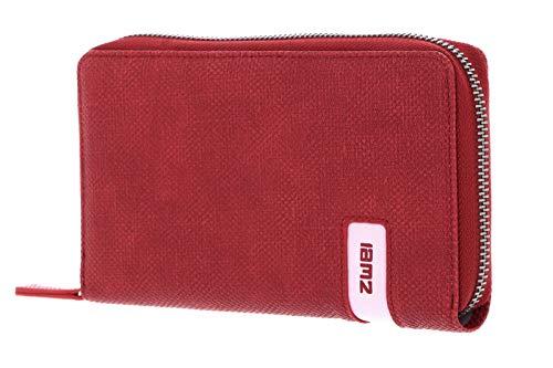 Zwei Mademoiselle MW2 Geldbörse 20 cm canvas-red