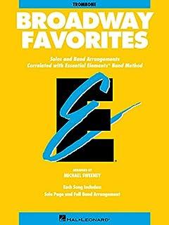 Essential Elements Broadway Favorites: Trombone