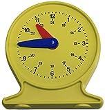 Wissner Orologio per insegnamento dell'ora - Bambini dei Pre-cuolal e Scuola Primaria