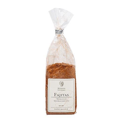 Boomers Gourmet - Fajitas Mexikanische Gewürzzubereitung - Refill - 70 g