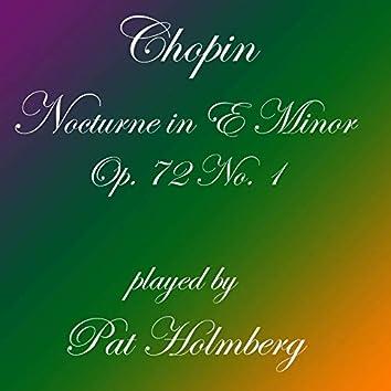 Chopin Nocturne in E Minor Op. 72 No. 1