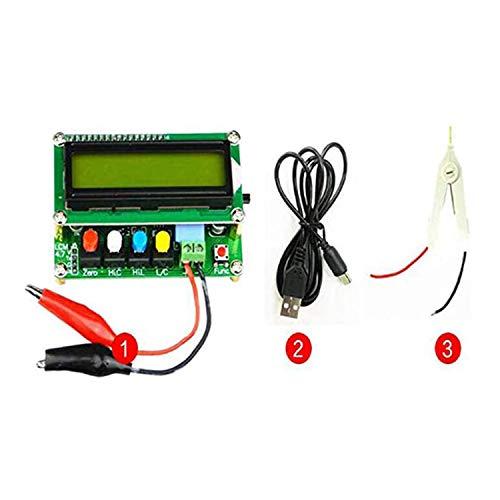 QPX Misuratore di induttanza del misuratore di capacità digitale digitale ad alta precisione