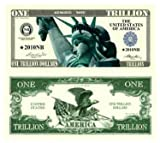 American Art Classics Trillion Dollar Novelty Bill - Pack of 100