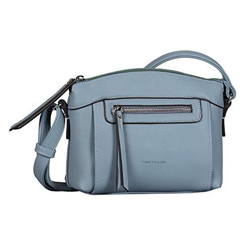 TOM TAILOR Women's Ariane, Mid Blue, Cross Bag S