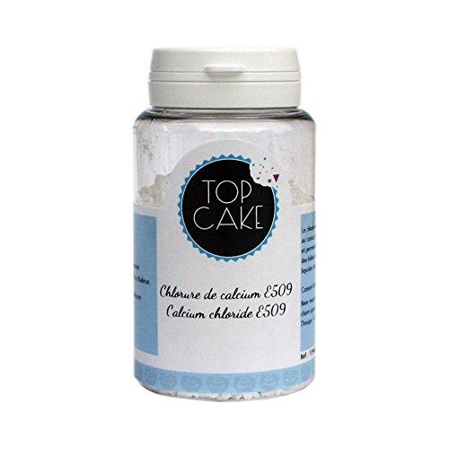 Top Cake–cloruro di calcio 100g–topcake