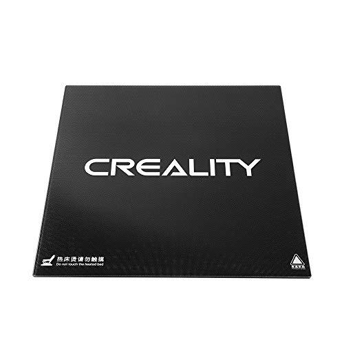 Aibecy Ultrabase Glasplatte Selbstklebende Aufbaufläche 310 x 310 mm für Creality CR-10/CR-10S 3D-Drucker Hotbed Heizbett Plattform