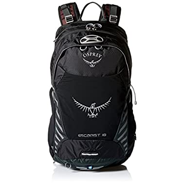 Osprey Escapist 25 Daypacks, Black, Small/Medium