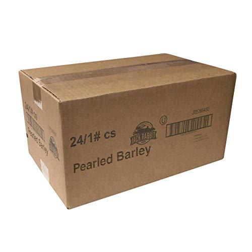 Jack Rabbit Pearl Barley, 1 pound p…