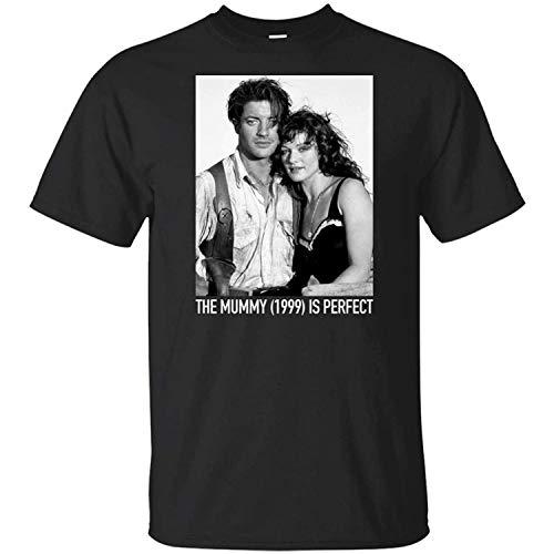 The Mummy 1999 is Perfect T Shirts DMN103 - Tshirt Black