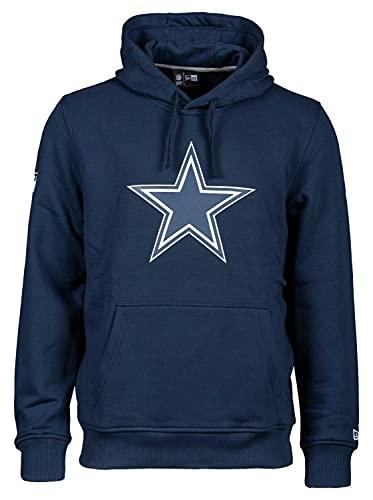 New Era - NFL Dallas Cowboys Team Logo Hoodie - Blau Größe XXL