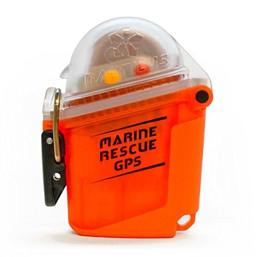 Nautilus Lifeline Marine Rescue GPS, Unisex Adulto, Naranja