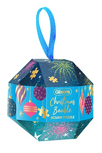 Gibsons Christmas Bauble 200 Piece Jigsaw Puzzle