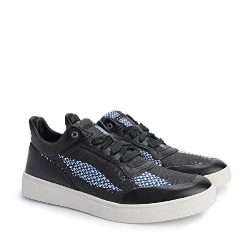 DIESEL Sneaker S-Hype - Y01370 P1123 H3276, S-Hype - 46(EU) - 11 UK(EU) - Zwart