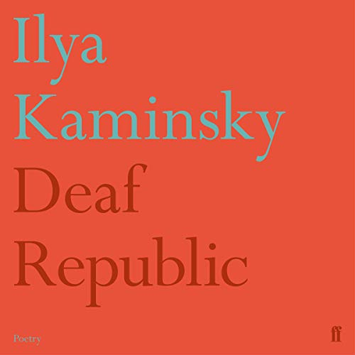 Deaf Republic audiobook cover art