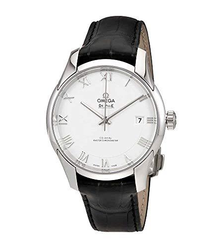 Omega De Ville reloj automático de los hombres 433.13.41.21.02.001