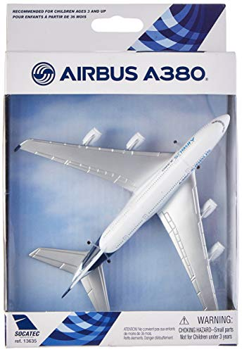 Daron Airbus Single Plane A380