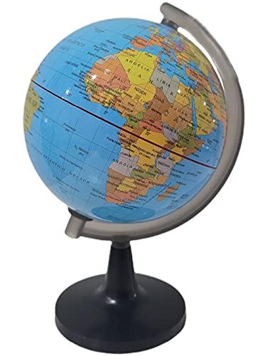 Globo Terráqueo 17 cm Español   Bola Del Mundo   Educación Infantil Decoración De Escritorio Regalos Curiosos