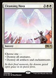 Magic: The Gathering - Cleansing Nova - Core Set 2019